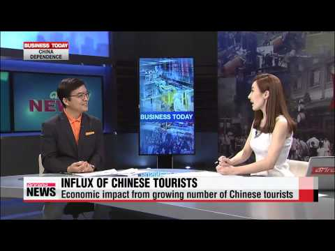 Business Today: Korea's heavy dependence on China