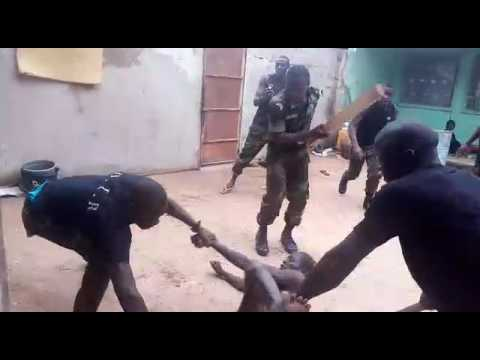 HUMAN RIGHTS ABUSE IN BAMENDA CAMEROON.