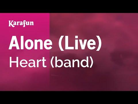 Karaoke Alone   Heart *