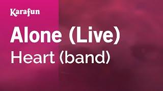 Karaoke Alone (Live) - Heart *
