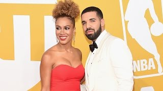 Drake Takes Sports Reporter Rosalyn Gold-Onwude to the NBA Awards