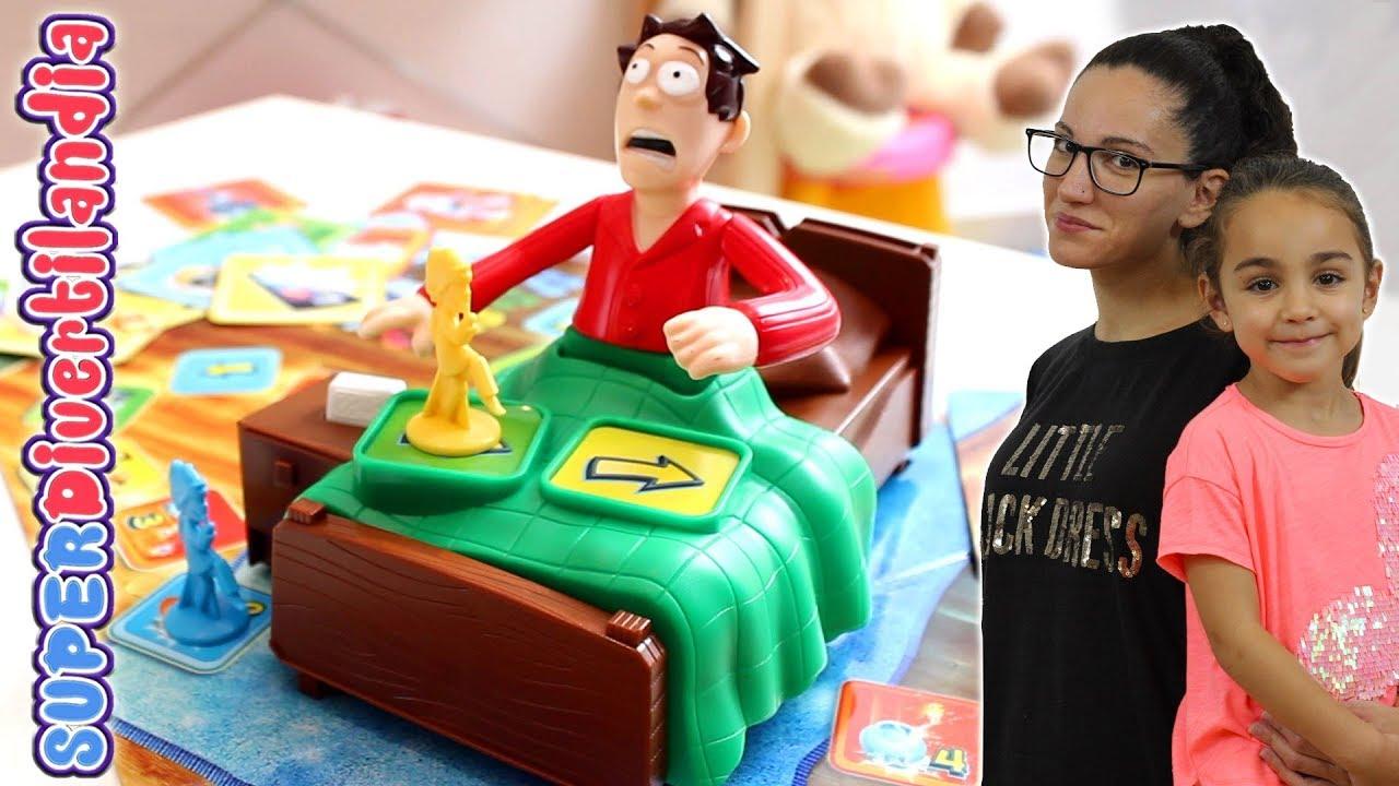No despiertes a pap juego de mesa youtube for Petropolis juego de mesa