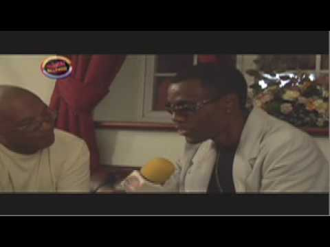 Wayne Wonder Early Interview