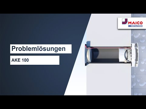Automatische Kellerentfeuchtung AKE 100 from YouTube · Duration:  1 minutes 49 seconds