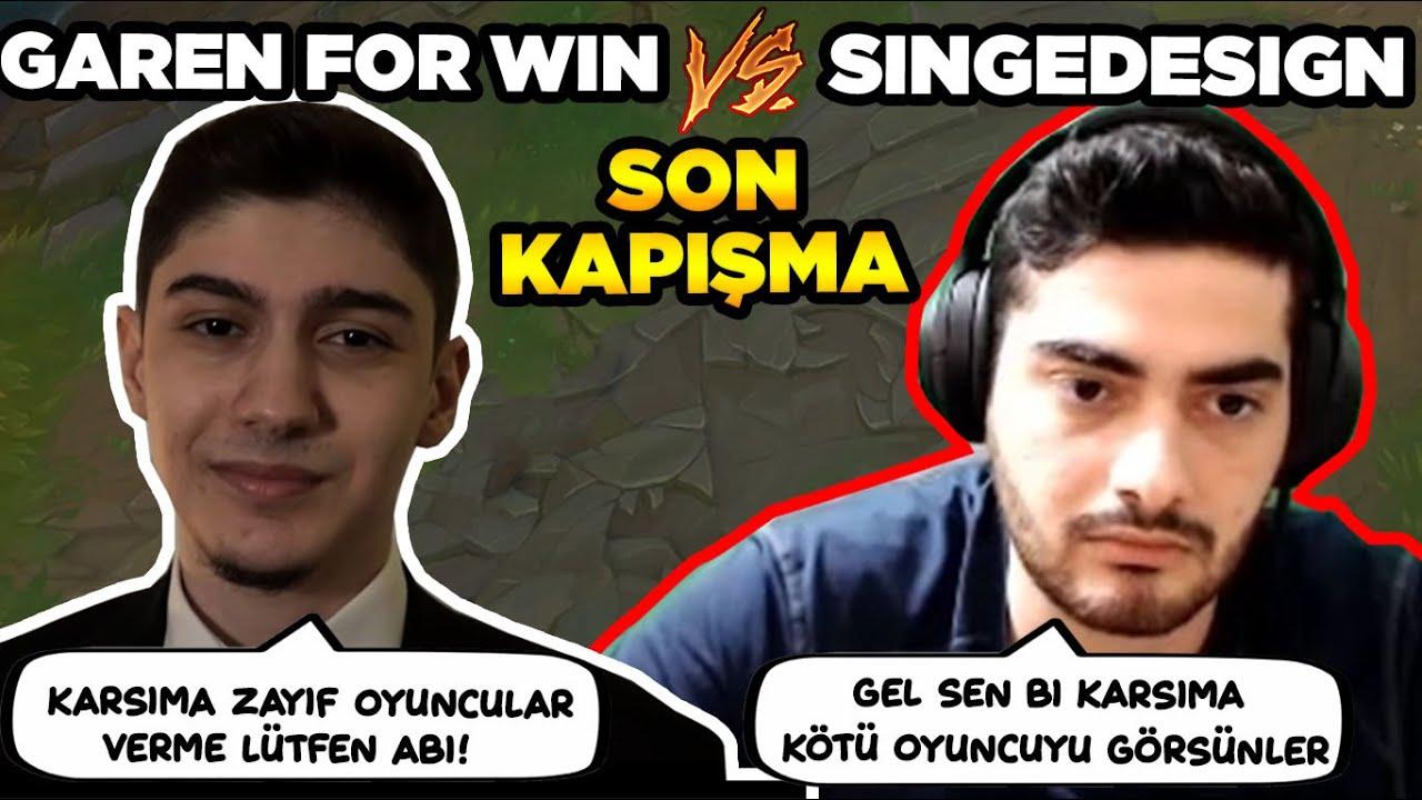 SON BÜYÜK KARŞILAŞMA! GAREN FOR WIN vs ŞAFAK! KİM DAHA KÖTÜ OYUNCU?