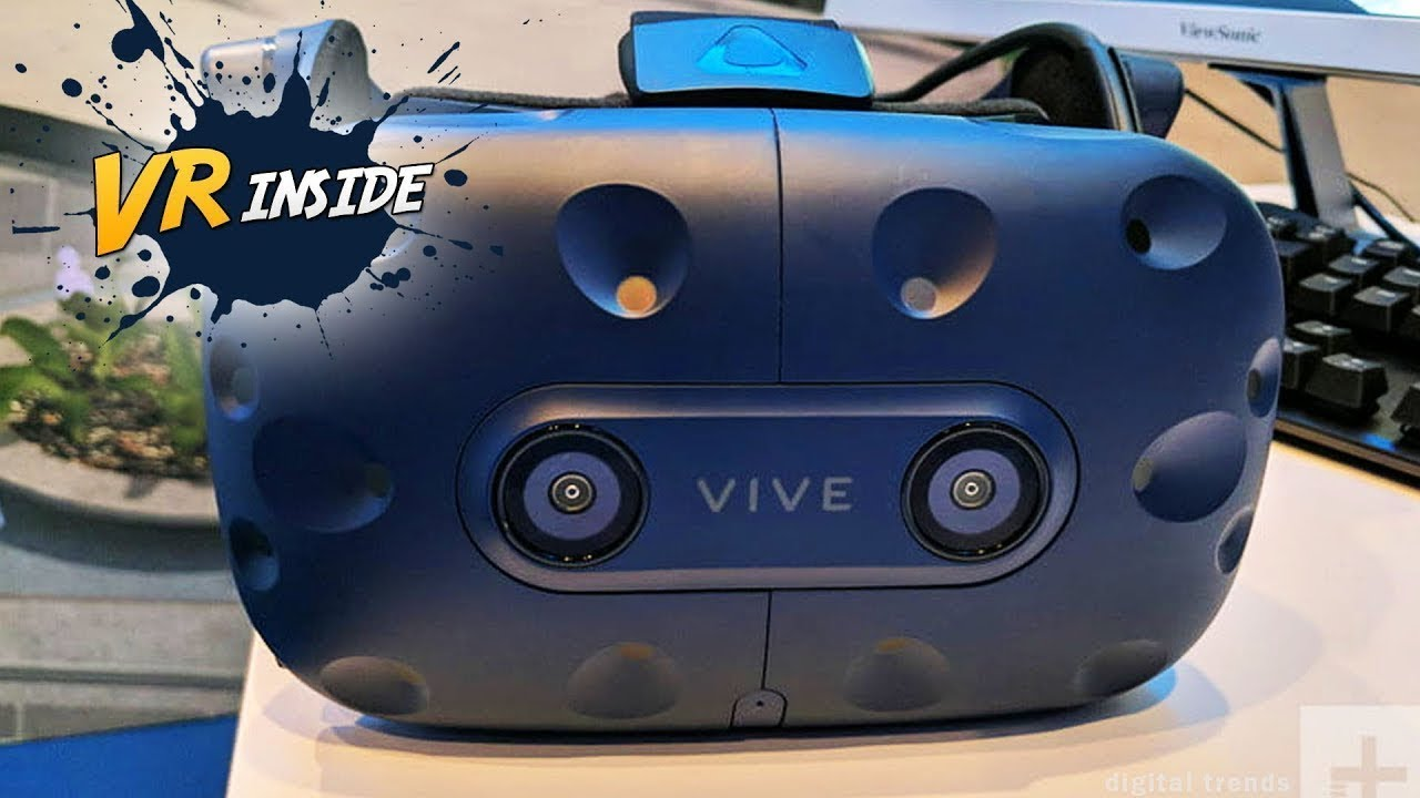 VR Inside Podcast - HTC Vive Pro Hands-On, Fitt360 Neckband & AR Horror Experiences (Ep.25)