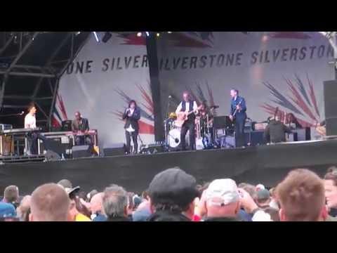 Mike & The Mechanics Silverstone 2016