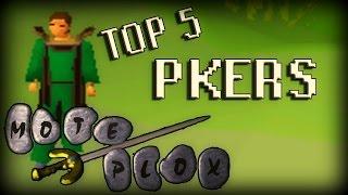 Top 5 RuneScape PKers (2004 - 2007)
