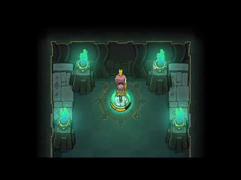 Crown Trick Gameplay (PC Game). |