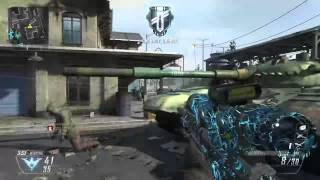 Cartoon AW - Black Ops II Game Clip