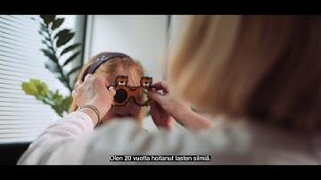 Silmälääkäri suosittelee: lasten ruutuaika minimiin