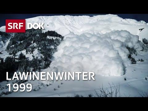 Lawinenkatastrophe 1999 in Galtür und Evolène | Verbesserter Lawinenschutz |Doku | SRF DOK