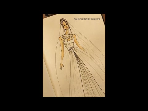 How To Draw A Woman Body Fashion Figure Fashion Drawing For Beginners 2 Justine Leconte Youtube