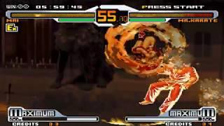[TAS] Snk Vs Capcom Chaos : SVC Chaos - Mai Arcade Play