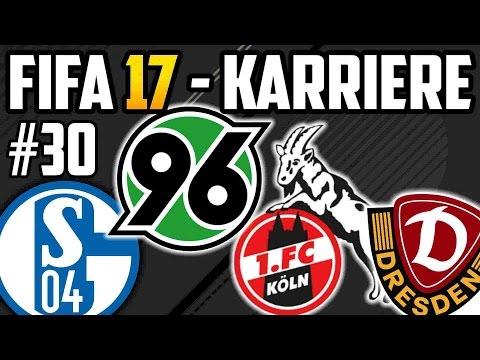 Tabbellenführer SCHALKE 04 + VERLETZUNGSPECH!! - FIFA 17  Dresden Karriere: Lets Play #30
