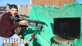KRUISBOOG vs OUDE TV