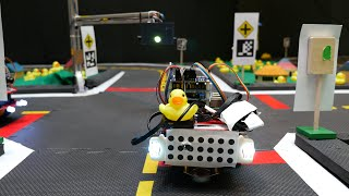 Duckietown:  Where Self-Driving Cars Meet Rubber Duckies