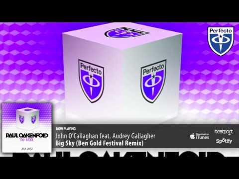 Out now: Paul Oakenfold - DJ Box - July 2012