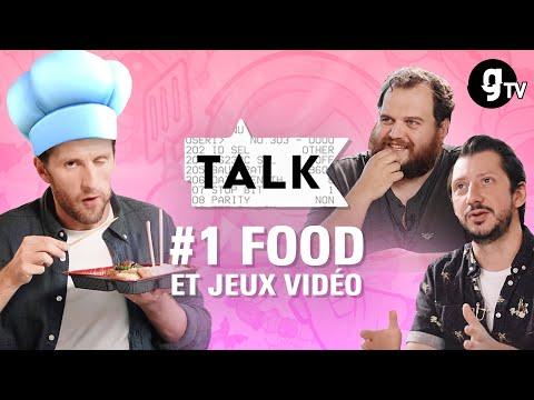 TALK - Food Avec Monsieur Poulpe & Gastronogeek