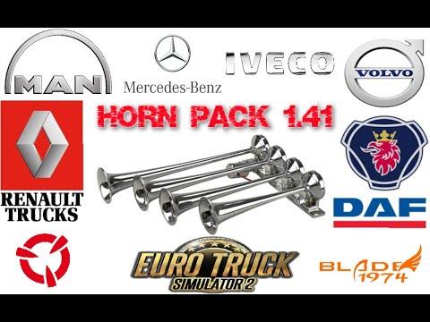 euro truck sımulator 2'ye havalı korna modu nasıl yapılır :D
