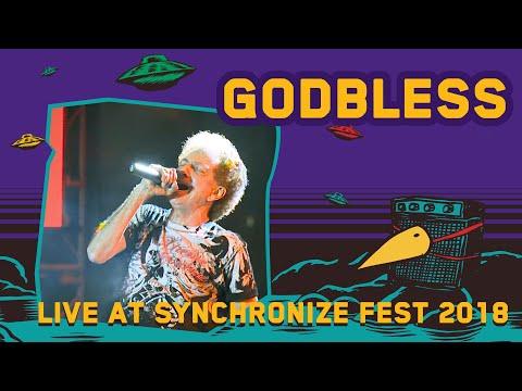 Godbless Live at SynchronizeFest 6 Oktober 2018