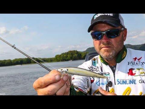 DOMINATE Bass Fishing Tournaments With Jerkbaits!?!