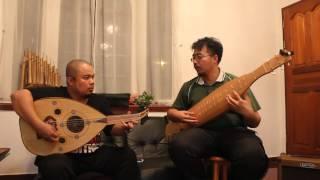 Brunei - Faddie & Indra - Gambus & Sape Fusion