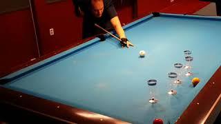 Charles Lakey - pool table tricks  - 984428