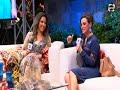"""أحلى النجوم   شوف """"ريهام عبدالغفور"""" قالت إيه على """"الفنان باسل خياط"""" أثناء تمثيل مسلسل الرحلة 2"""