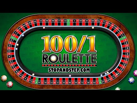 Betting 2 to 1 roulette