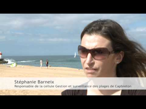 De moins en moins de CRS pour surveiller les plages