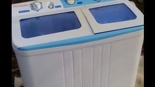 видео Полуавтоматические стиральные машины