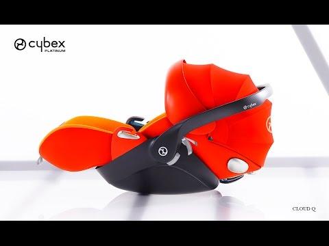 Детское автокресло CYBEX Cloud Q | BABY In CAR