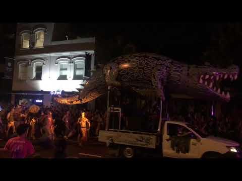 Mardi Gras 2018 Sydney