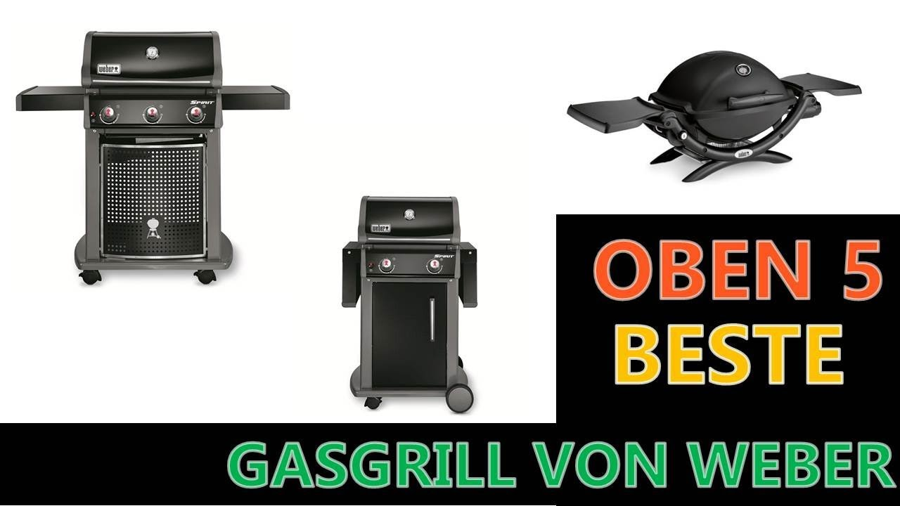 beste gasgrill von weber 2019 youtube. Black Bedroom Furniture Sets. Home Design Ideas