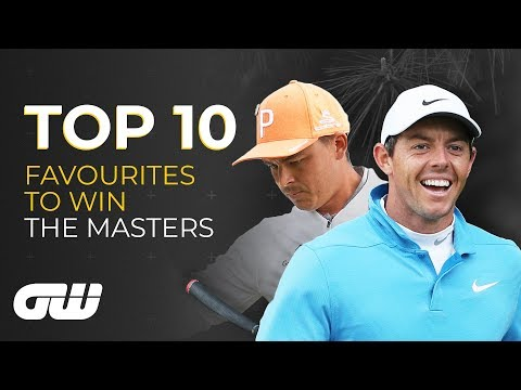 Top 10: THE MASTERS 2019 Ones To Watch! | Rory McIlroy, Tiger Woods, Rickie Fowler | Golfing World