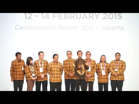 Jakarta Food Security Summit ke 3, tanggal 12-14 February 2015