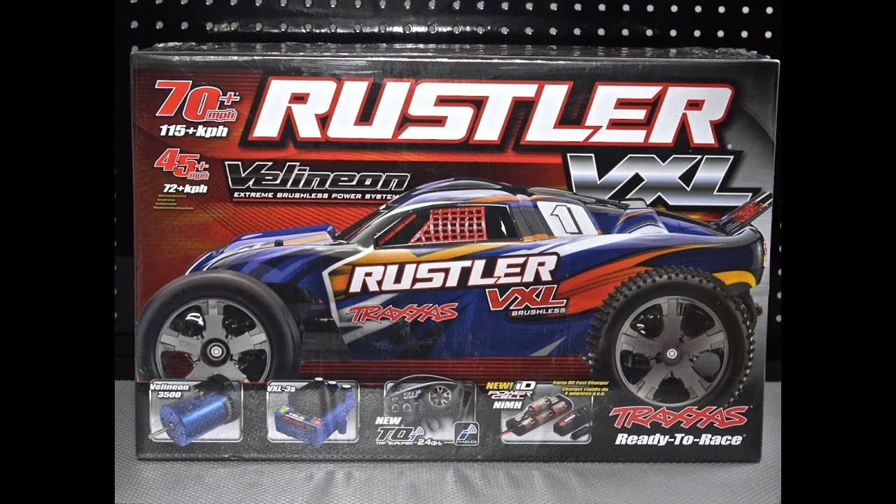 Traxxus hustler vxl