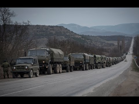 Ukraine prepares to move troops from Crimea