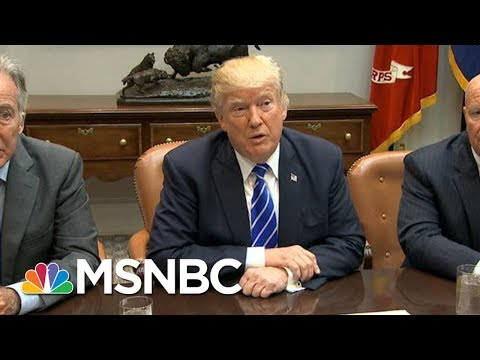 President Donald Trump Tweets About Death Toll In Puerto Rico | Morning Joe | MSNBC