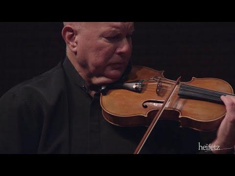 Heifetz 2015:  Elmar Oliveira & Lise Keiter | Rachmaninoff: Vocalise