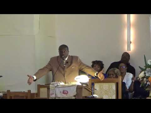 "Bryant Baptist Church - Pastor D. Omar Epps - ""The Life I Live"""