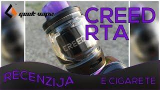 Geekvape Creed RTA | Recenzija