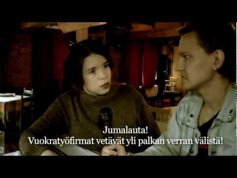 Antti Ronkainen / TTMM 2012 / Vaalikeskustelu 2: Kuntafeminismi