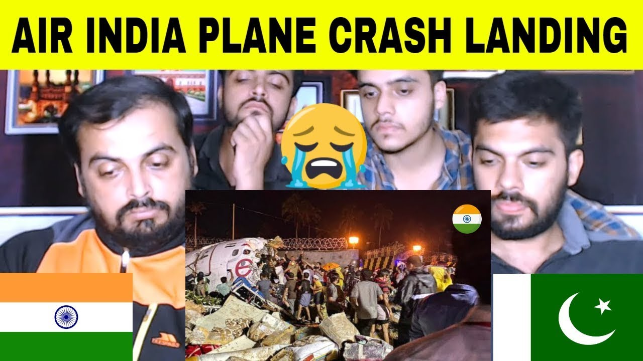 Pakistani on Air India Plane Crashes in Calicut after skidding off the runway