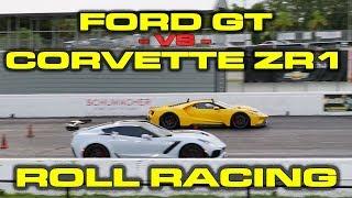 видео Chevrolet Corvette