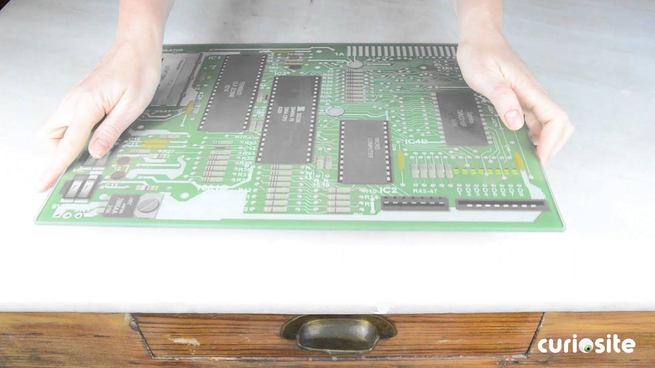 Motherboard Chopping Board by BBTradesales