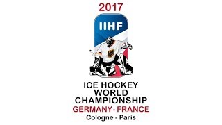 2017 Ice Hockey World Championship Germany France Finland vs. Belarus Highlights #IIHFWorlds 2017