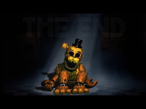 Five Nights at Freddy's: Pizzeria Simulator - Part 5