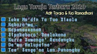 Kumpulan Lagu Toraja Terbaru 2020 | Adit Toraja Feat. Kia Ramadhani | Sipakaboro Saelakona